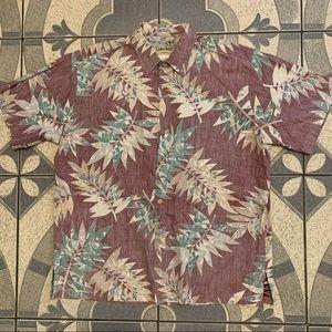 Vintage Cooke Street Hawaiian Shirt Sz XL